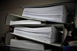 Kredit ohne Schufa Auskunft - Eintrag in Ordner und Dateien