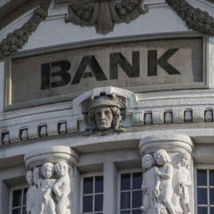 Thema Finanzen: Die Geld Bank