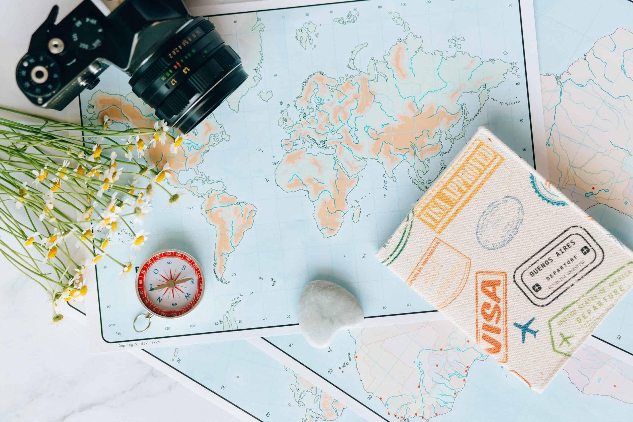 Geht das - Ohne viel Geld reisen? Es geht sogar eine Weltreise!